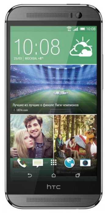 Замена дисплея, экрана One M8